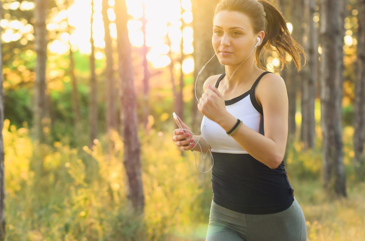 Przykładowy trening interwałowy z wykorzystaniem biegania.