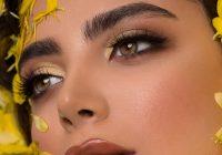 Jaki wykonać makijaż do zielonych oczu?