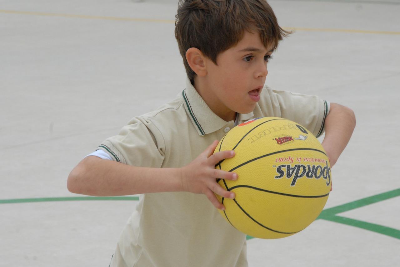 Mały sportowiec – junior sport